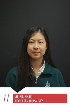 Alina Zhao